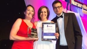 Social Media Management - Nursery World Awards 2016 - Bizstyler