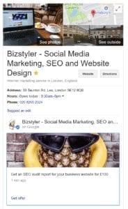 bizstyler google my business manage listing 184x300 1