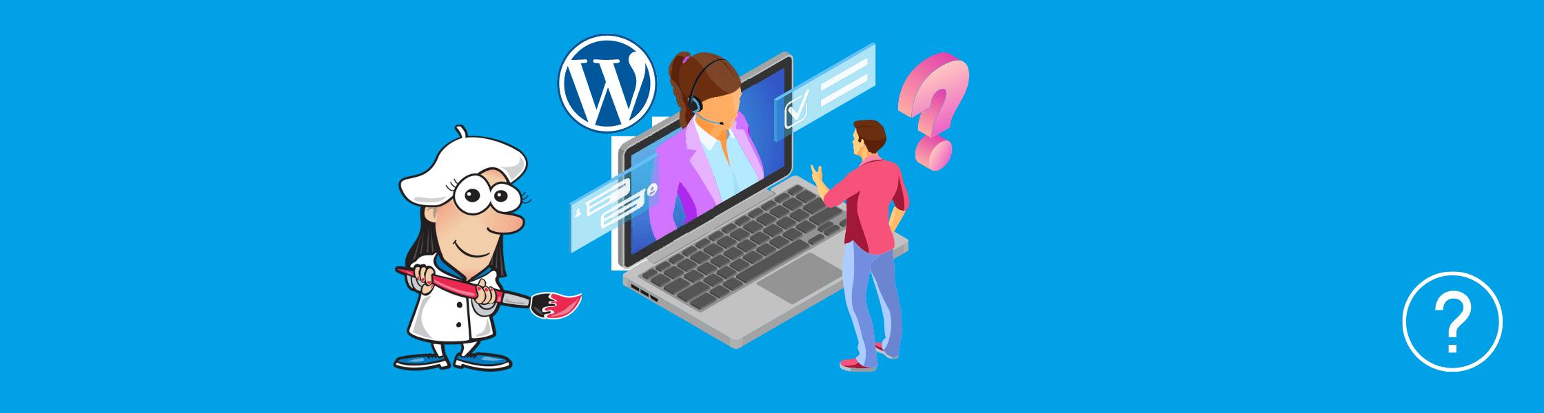 WordPress Website Maintenance and Support - Bizstyler