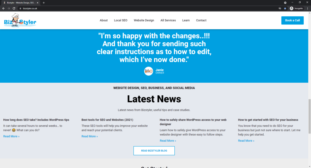 featured blog bizstyler